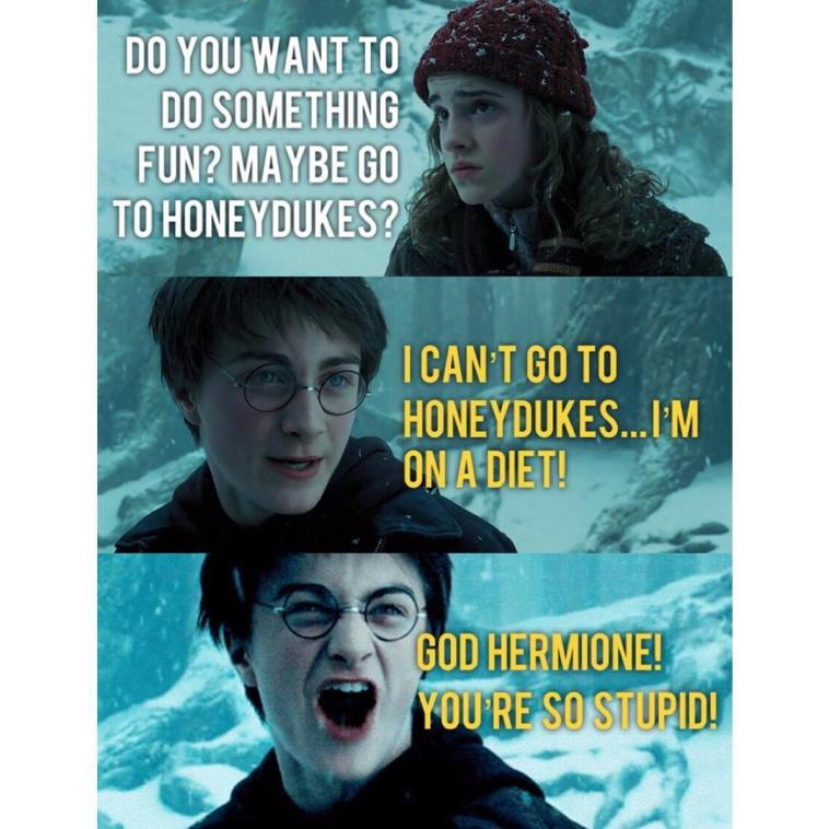 Funniest Harry Potter Memes To Fill Your Day With Laughter ...