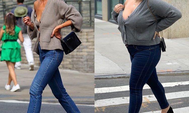 Plus Sized Woman Dressed Like Famous Celebrities Proves That Style Shouldn't Depend On Size