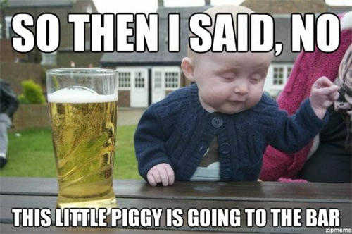 25 Most Hilarious Baby Memes Of All Time